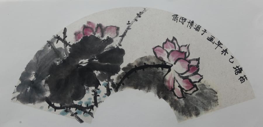 全国首届少儿中国画教学培训会教师作品展示